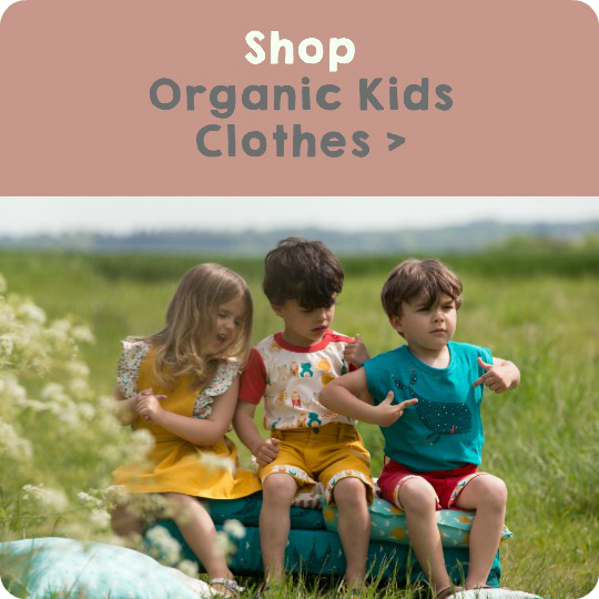 Organic clothes baby